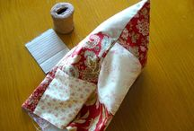 sewing idea's / fabrics