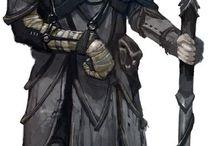 RPG Humano Wizard