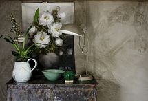 Rework the floral arrangements