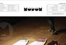 //web design layout / by Hannah Tyson