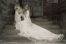 Vintage wedding dresses / by Sara Ford