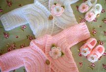 ropa de bebe al crochet
