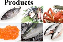 Three most popular seafood products among consumers