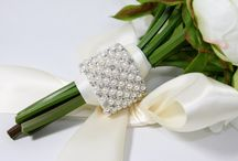 Bouquets w/ Pearls