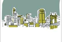 Cincinnati Artwork