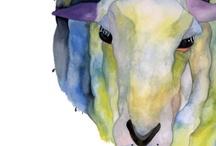 Art--animals / by Suzzette Patterson