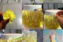 torty / dekoracja tortów
