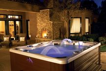 Hot Tubs / We have hot tubs of varying shapes, sizes, and functions. With brands like Caldera Spas, Hot Spring, and Strong Spas, we'll help you choose the perfect one for your home.