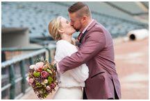 Guaranteed Rate Field Wedding