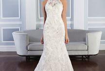 wedding dress / by Susan Wilson