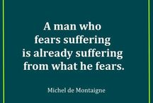 Suffering Quotes / Inspirational quotes about suffering: http://www.lettinggoandmovingonquotes.com/category/suffering-quotes/