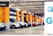 WSP parkings / Imágenes de todos los parkings de wesmartpark Barcelona y Madrid (interiores y exteriores)