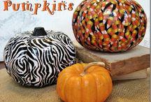Halloween crafts / by Erin Scheibelhut-Stears