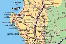 Wes-Kaap vakansie 2015
