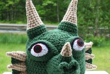 Crochet Beanie/ Hats / by Erica Braun