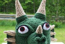 Crochet Beanie/ Hats / by Erica Braun