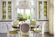 Pier 1 Imports/Better Homes and Gardens Stylemaker Dream Room / Every year as the holidays approach I begin to dream of having a semi-formal, yet comfortable dining room that is perfect for entertaining family and friends.  This board is dedicated to that dream space.  #contest