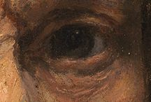 Ojos rembrandt