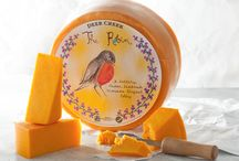 Deer Creek Cheeses / Our collection of Deer Creek award-winning hand selected specialty cheeses & hand crafted artisan cheeses