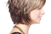 kisa saç modeli
