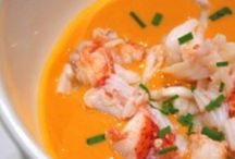 Seafood / Fish and seafood dishes