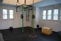 Home GYM / by Dawn Comeaux Stout