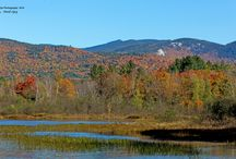 Fall & Mountains - New Hampshire's Whites