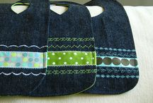 Sewing - Baby - Bibs & Burp cloths