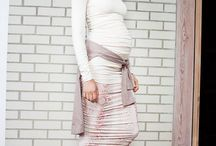 oblečko tehotna