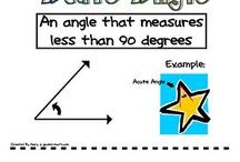 Math-Geometry / by Mandy Neal
