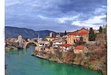 Bosna a Hercegovina / Wanna see wanna touch wanna breathe