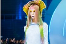Hair Styles Trends: Wella's Sound of Color