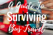 Bus Travel around the World / Travel tips and information to help you plan bus trips around the world.