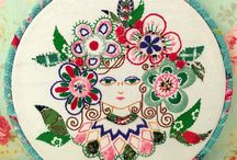 Embroidery Inspiration / by Emily Sommers
