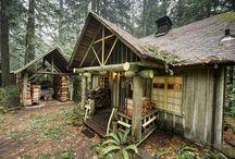 Steiner Cabins / by Kristine Roy