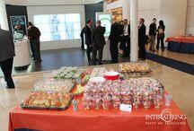 InterCatering Food for Busines / Εξαιρετικές υπηρεσίες και άψογος επαγγελματισμός για όλες τις επαγγελματικές σας εκδηλώσεις!