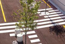 Espacios públicos y mobiliario urbano