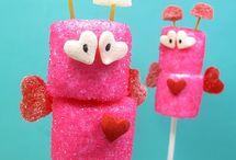 valentine ideas / by Cindi Rollins
