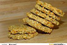 Sušenky a krekry