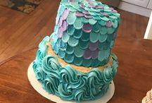 Mermaid party idea