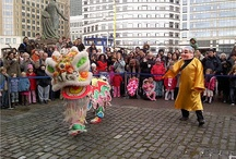 Chinese New Year / Memories of Chinese New Year from London and Brisbane