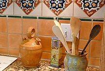 Kitchen Remodel Ideas  / Ideas fir paint and tile backsplash