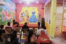 weekend session with parents. Thanks for the support Kids Adventure Global Pre School.