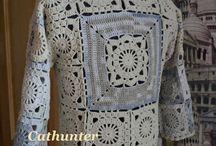maglia donna uncinetto
