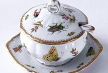 Porcelana, cristal y cerámica húngara