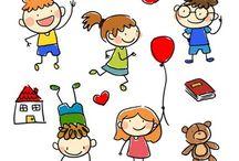Crianças+desenho