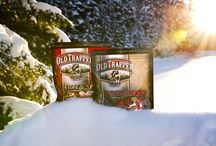 Trapper Christmas / Season's Greetings from the Trapper! Gift the gift of jerky this holiday season.