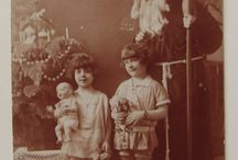 Christmas  Cards of the Past