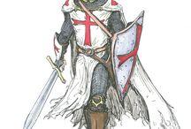 Templars & cavaliers