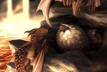Dragons, Castles & Fantasy / All About dragons, Castles & Fantasy